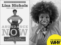 Check out today's book review about Abudance Now: Amplify Your Life & Achieve Prosperity Today by Lisa Nichols. Let me know your thoughts on this by leaving a comment below or visit my website at thehiddenwhy.com