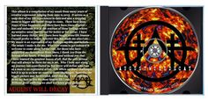 August will decay self titled enhanced cd image
