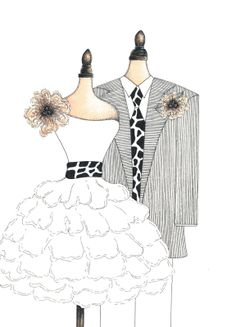 Wedding All Occasion Greeting Cards - s.e. hagarman designs