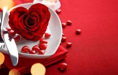 Háttérkép, piros, szerelem, rózsa, háttér, Valentin-nap, romantikus, szív, bokeh képek asztali, szekció ünnepek - letöltés Valentin Nap, Bokeh Background, Love Valentines, Wallpaper, Cake, Desserts, Red, Pictures, Tailgate Desserts