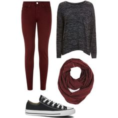 Untitled #109 by halliec on Polyvore featuring polyvore, fashion, style, rag & bone/JEAN, dVb Victoria Beckham, Converse and Paula Bianco