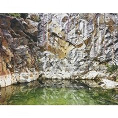 Edward Burtynsky, Mines #13, Inco-Abandoned Mine Shaft, Cream Hill Mine, Sudbury, Ontario