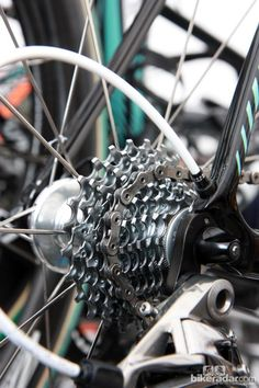 A clean drivetrain is a thing of beauty - Agreed