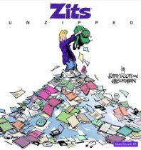 Zits Unzipped: Sketchbook #5 (Zits Sketchbook) by Jim Borgman and Jerry Scott #Zits #GoComics