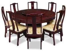 Round Dining Table Furniture
