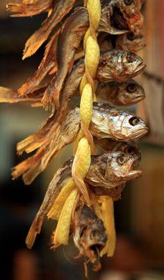 Fishy Tales from Korea. Cold Noodles, Traditional Market, Bulgogi, Market Stalls, Fish Design, New Market, Seafood Dishes, Korean Food, Asia Travel