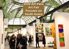 2016 Art Paris Art Fair Focuses on South Korea - ArtAndOnly