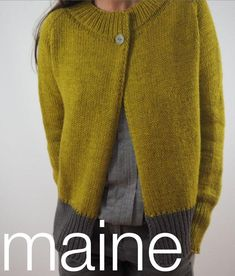ClippedOnIssuu from Pure nature 100% organic wool by regina moessmer  Mustard 161faf7ad