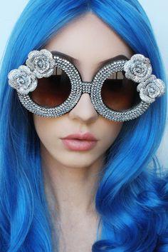 Her Tiny Teeth - Gwen Sunglasses