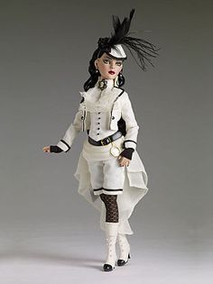 Tonner-Imperium-Park-Theodora-COMPLETE-doll-outfit-steampunk-LE-150-NRFB