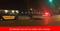 Motociclista lesionado después de un accidente con un automóvil Más detalles >> www.quetalomaha.com/?p=6228