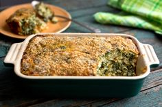 Beet Greens and Rice Gratin — Recipe for Health - NYTimes.com