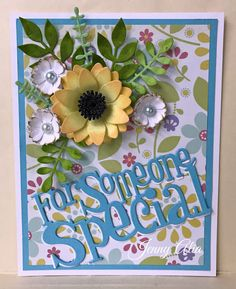 Cheery Lynn Designs Blog: Someone Special by Jenny Alia
