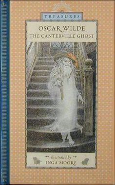 Book - The Canterville Ghost - A fun story!! www.BlueDragonflies.net