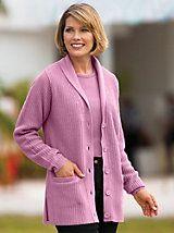Shaker Cardigan Sweater | Blair