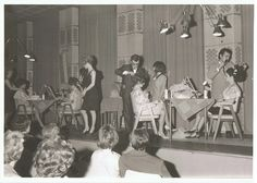 Hairdressing contest