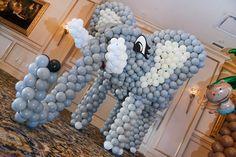 Elephant Balloon Sculpture