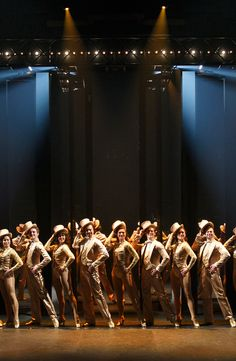 On stage, they move as one. But each member of that glittering line has a unique history of hope and heartbreak, revealed in the life stories they share in this inspiring musical masterpiece. Your first glimpse of #sfChorusLine on stage!