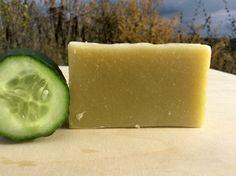 Mydło ogórkowe Honeydew, Deli, Soap, Fruit, Bar Soap, Soaps