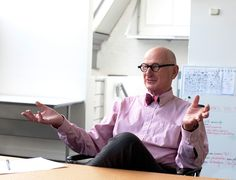 interview with wally olins of saffron brand consultants - designboom | architecture & design magazine