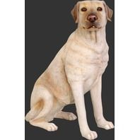 Labrador Tan Color Statue   use code 'cindy' for discount on these items lmtreasures.com for more great items code cindy for all discounts see my other pins for great cool items 626-252-7354