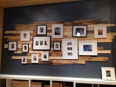 Reclaimed Wood Wall Decor Awesome Design With Distressed Wall ...