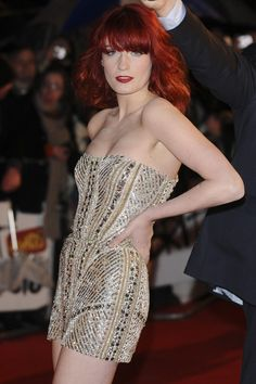 Florence Welch - Florence and the Machine
