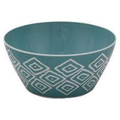Threshold™ Geometric Cereal Bowls Set of 4