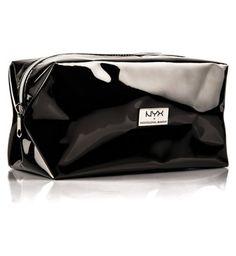NYX Makeup bags - large vinyl zipper - Boots