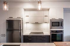 Cuisine KnightsBridge Kitchen Cabinets, Design, Home Decor, Real Estate Development, Kitchens, Decoration Home, Room Decor, Kitchen Cupboards, Interior Design