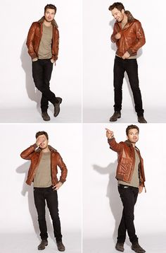 Sebastian Stan- Once upon a time- the Mad Hatter. Love him! :)