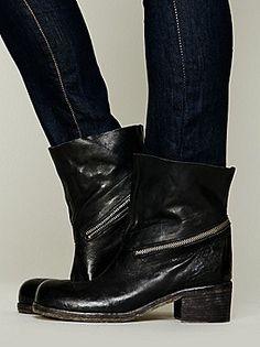 Vic Matie Calyer Ankle Boot at Free People Clothing Boutique