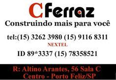 CONSTRUTORA FERRAZ Construindo mais para você