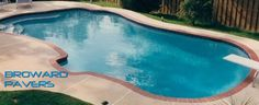 It is best advised that one hire a professional pool repair service such as Broward Pavers. Experts in industry are experienced and knowledgeable in advising on the necessary reparation and cost ef…