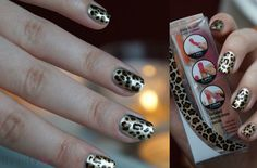 DIY Nail Art | Inspired By: Sally Hansen Kitty Kitty ~ Beautyill | Beautyblog met nail art, nagellak, make-up reviews en meer!