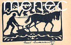 Antikvaarinen kirjakauppa Menec - Cedercreutz, Emil - Kyntäjä ... Farm Life, Moose Art, Animals, Home Decor, Animales, Decoration Home, Animaux, Room Decor, Animal