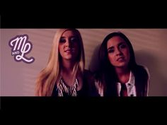 "Megan and Liz: ""As Long As You Love Me' They really good! go check them out & subscribe to their channel."