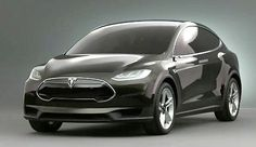 Tesla Motors Intros Model X Electric Minivan/SUV http://on.mash.to/wo7lqk