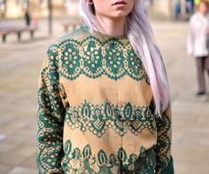 Alternative Fashion   via Tumblr