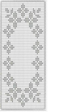 filet crochet New crochet bookmark tutorial charts ideas Marque-pages Au Crochet, Filet Crochet Charts, Fillet Crochet, Crochet Lace Edging, Crochet Motifs, Crochet Doilies, Crochet Stitches, Crochet Table Runner, Crochet Tablecloth