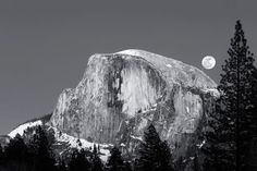 Half Dome by photographer Casey McCallister