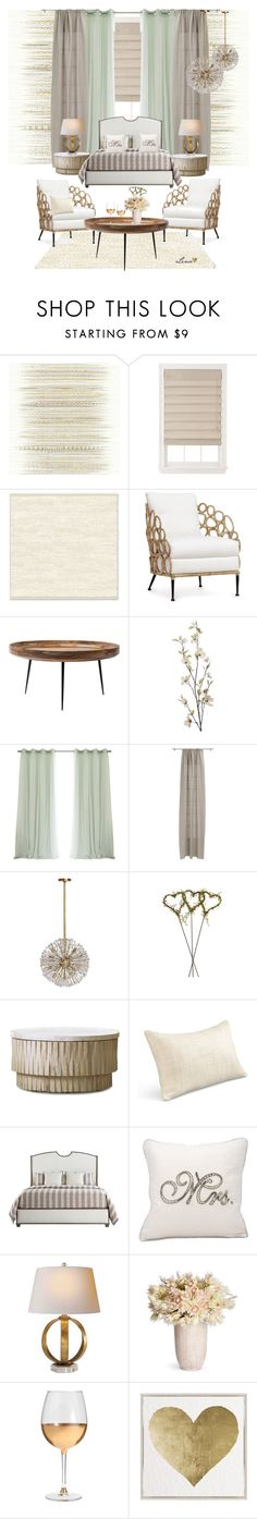 """Untitled #3"" by lenadecor ❤ liked on Polyvore featuring interior, interiors, interior design, home, home decor, interior decorating, Élitis, JCPenney Home, West Elm and Palecek"
