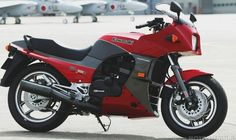 1984 Kawasaki GPZ 900 R A1