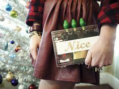 DIY Holiday Box Clutch   Sequin Crush