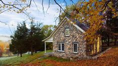 Beautiful Stone Cabins and Cottages | Charming Rustic Style Architecture