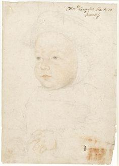 Charles de France (1523-1545), fils de François Ier, duc d'Angoulème puis duc d'Orléans ... 1524 ... Clouet Jean (1475/1485-1540)