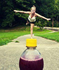 grote - je weet dat het flesje kleiner in dan de persoon, maar door de afstand tussen de twee kun je het gevoel voor grootteconstanties in de war brengen