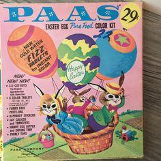 Vintage Easter, Vintage Holiday, Herding Cats, Easter Art, Easter Decor, Alphabet Stickers, Color Kit, Coloring Easter Eggs, Easter Printables