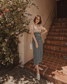 Korean Fashion Dress, Kpop Fashion Outfits, Korean Street Fashion, Ulzzang Fashion, Korean Outfits, Asian Fashion, Cute Casual Outfits, Chic Outfits, Girl Outfits