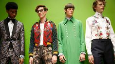 The ever-increasing influence of Gucci's Alessandro Michele can be seen on the runways of his fellow designers.